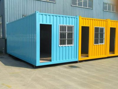 20 Feet Shipping Container House