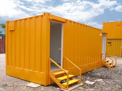 Custom Container House