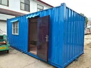 Flat-Pack Container House