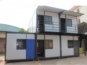 Two Storey Container House