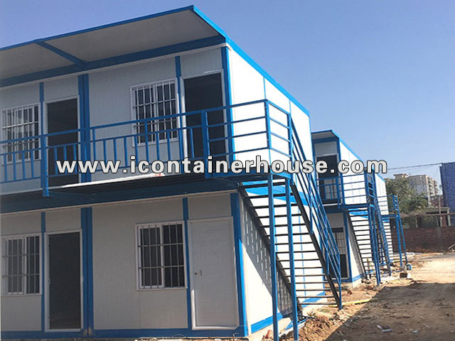 Two Storey T House