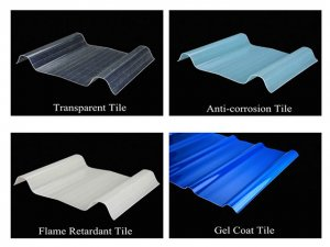 FRP Roof Tile